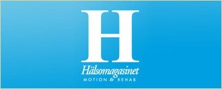 Hälsomagasinet Motion & Rehab