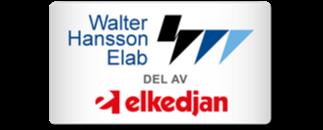 Walter Hansson El AB