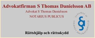 Advokatfirman S Thomas Danielsson AB