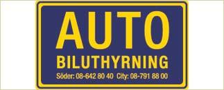 Auto Biluthyrning