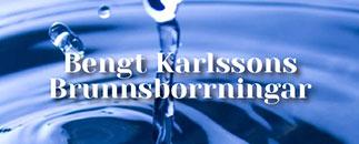 Bengt Karlsson Brunnsborrningar Alsterbro