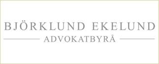 Björklund Ekelund Advokatbyrå