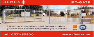 Demex AB - Bygg, väg och avspärrningsprodukter
