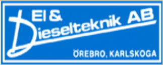 El & Dieselteknik i Örebro AB
