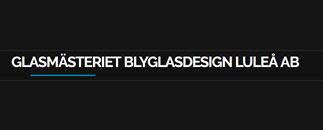 Glasmästeriet Blyglasdesign i Luleå AB
