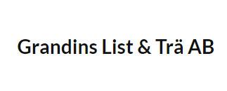 Grandins List & Trä AB