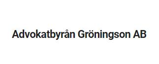 Advokatbyrån Gröningson AB