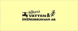 Håkans Vatten & Energibrunnar AB