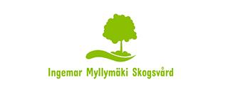 Ingemar Myllymäki skogsvård