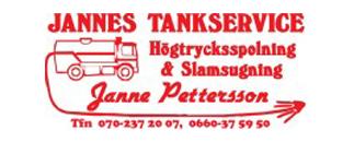 Jannes Tankservice AB