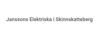 Janssons Elektriska i Skinnskatteberg AB