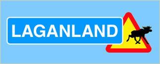 Laganland Sweden Shop & Älgpark