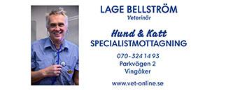 Veterinär Lage Bellström AB