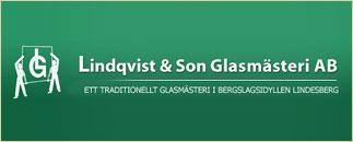 Lindqvist & Son Glasmästeri i Lindesberg AB