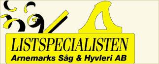 Listspecialisten - Arnemarks Såg o. Hyvleri AB