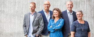 Fastighetsmäklare Bergstrand AB Mäklare