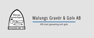 Malungs Gravör & Golv AB