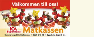 ICA Supermarket Matkassen