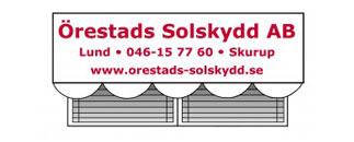 Örestads Solskydd AB