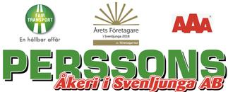 Perssons Åkeri i Svenljunga AB