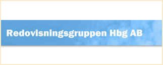 Redovisningsgruppen Helsingborg AB