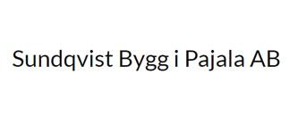 Sundqvist Bygg i Pajala AB