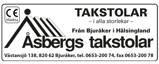 Åsbergs Takstolar AB
