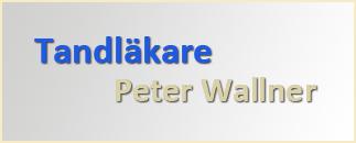 Tandläkare Peter Wallner