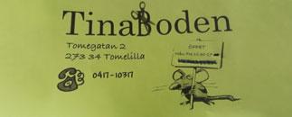 Tinaboden
