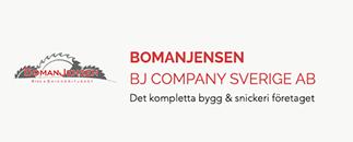 BomanJensen Bygg & Snickeritjänst