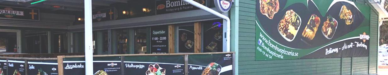 Bomhus pizzeria - Hamburgerrestauranger & Gatukök, Restauranger & Serveringar, Pizzerior