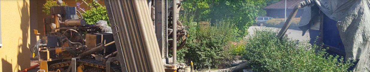 Brunnsborrning och stenläggning i Blekinge - Brunnsborrning & Borrarbeten