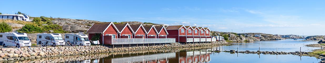First Camp Nydala-Umeå - Campingplatser, Stugor & Stugbyar