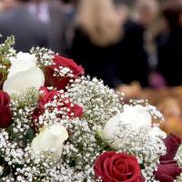 Begravningsgäst