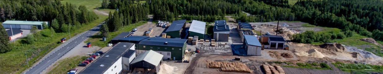 Glommers Timber AB - Övriga tillverkningsindustrier