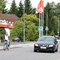 Trafik och infrastruktur