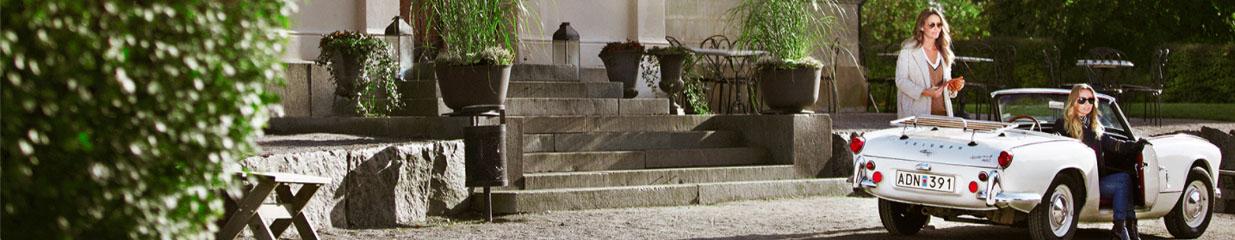 Görvälns Slott - Caféer, Restauranger & Serveringar, Hotell & Pensionat, Konferenser & Mässor, Konferensanläggningar & Kursgårdar