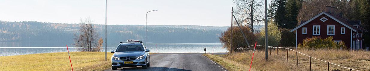 Häggenås Taxi AB - Taxi