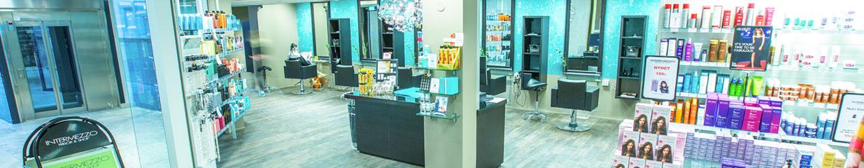 Intermezzo Frisör & Shop - Frisörer