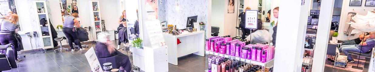 Intermezzo Frisör & Shop - Skönhetsbehandlingar, Frisörer