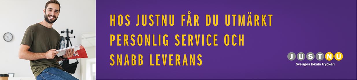 JustNu - Kopiering, Tryckerier & Bokbinderier, Grafisk verksamhet