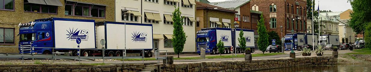 Västvärmlands Lbc AB - Åkerier, Spedition & Transport