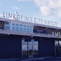 Linkoping City Airport Akerbogatan 20 Linkoping Hitta Se