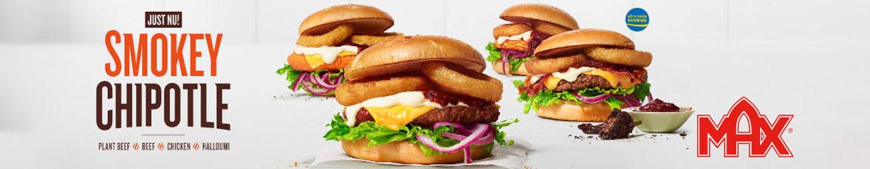 MAX i Sundsvall - Hamburgerrestauranger & Gatukök