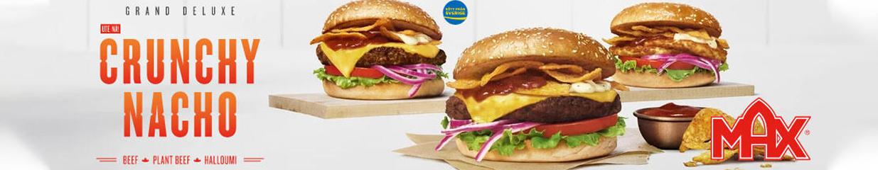 MAX i Lidingö - Hamburgerrestauranger & Gatukök, Restauranger & Serveringar