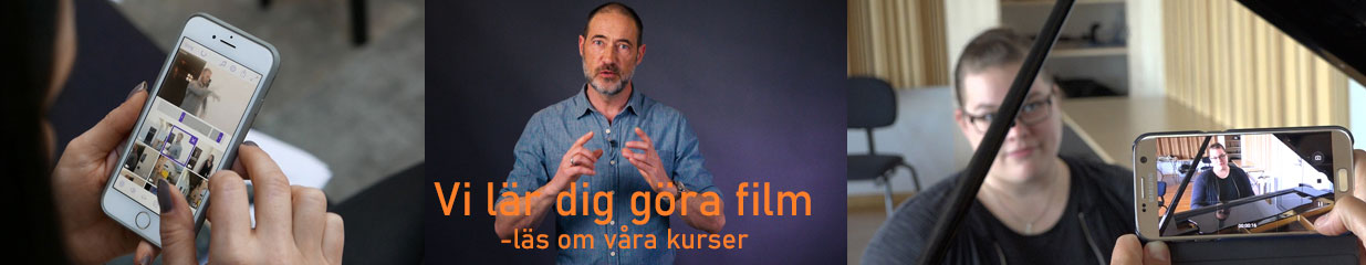 Mera Film i Luleå AB - Film- & Musikproduktion, Personalutbildningar