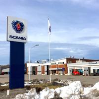 Lastbil-Scania