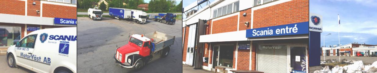 Motor Väst AB - Däckservice & Däckförsäljning, Bilverkstäder