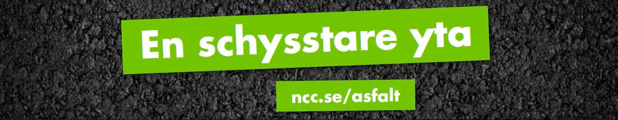 NCC Industry Asfalt Kalmar Län - Mark- & Anläggningsentreprenader