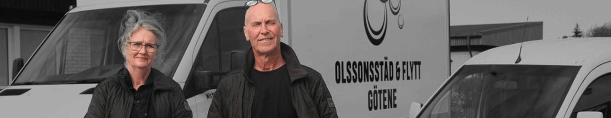 Olssons Städ & Flytt - Städning & Rengöring
